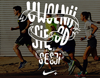NIKE RUNNING. Run Away from the session