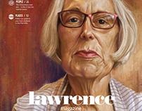 Lawrence Magazine Portraits