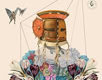 ANTROPOAMÓRFICO: Lady Mask
