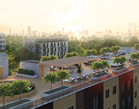 NEW JERSEY: residential complex | CGI