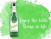 Emotional UX Design - Rebranding TEMPT