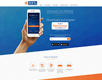 IIFL website for pitch