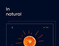 LN NATURAL | COSMETICS | WEB DESIGN