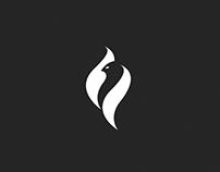 WAX // logo design // branding
