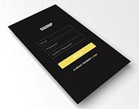 UI Design for Hospital Management System