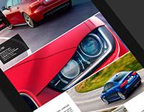 Jaguar: Microsite & campaign
