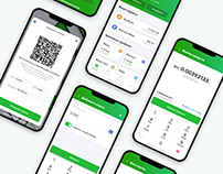 CoinApp - Cryptocurrency wallet app