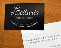 Leituria Logo