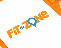 Fit in Zone - Brand Identity