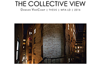 The Collective View - MFA Thesis, 2016