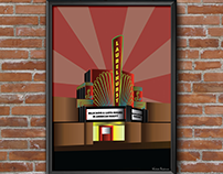 Art Deco - Laurelhurst Theater