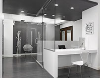Mannering Dental, Chicago, IL Architect: Box Studios