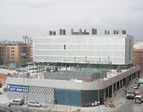 Edificación de obra nueva en Alicante