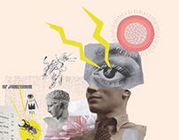 Exquisite Corpse 2018 | Collaborative artworks