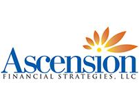 Ascension - logo identity