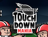 TouchDown Mania Bridgestone