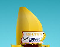 Illustration: The bananastand