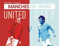 172nd Manchester Derby