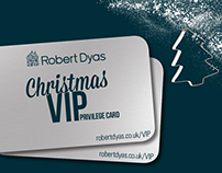 Become a Robert Dyas Christmas VIP