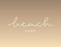 Logo Beach Code