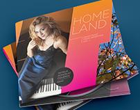 Homeland - Piano Music (Natalia Figueroa)
