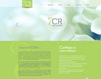 Site CR Decorações