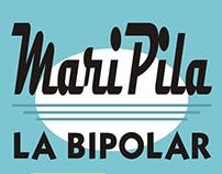 """Imágenes para el webcomic """"Maripila, la bipolar"""""""