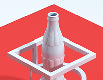 Coca-Cola 3D Print
