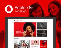 Vodafone De entertainment portal