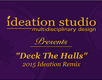 Ideation Studio Holiday Song and Card