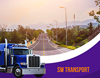 SW Transport | Web Development from scratch