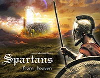 Spartans from heaven