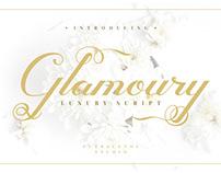 Free Glamoury Script Font