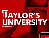 Taylor's University Revamp