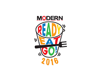 Modern cup noodle MV