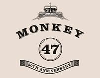 Monkey 47 - redesign