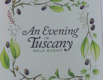 Junior Achievement | An Evening in Tuscany Gala