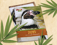 Akron Zoo - Annual Report