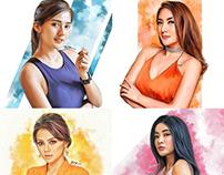 Digital Painting Instagram: @gambarinlah