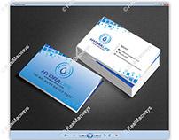 GLOW BY ROCKY – HYDRA LIFE Business Card - RealMacways