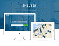 Shelter -  UI/UX Design