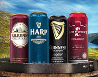 Various for Diageo Canada