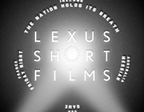 Lexus Short Films Art Proposals
