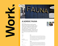 Work agency site