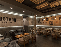 Tostado Cafe club-Tribunales