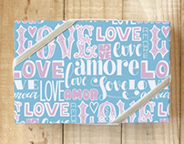 2018- Wrapping paper for Minted