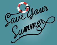 Save Your Summer / Poster