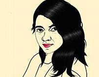 Portrait Drawing #28