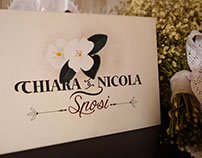 Wedding stationery: Chiara e Nicola