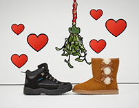 Shoe Carnival: Holidays/ Video, Activations, Social +